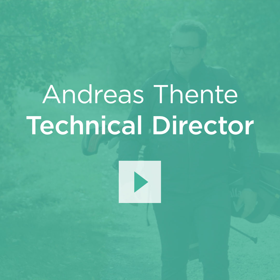 Andreas Thente – Technical Director